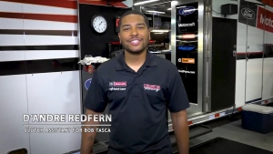 EncycloSPEEDia: Meet D'Andre Redfern, the Clutch Assistant on Bob Tasca III's Funny Car