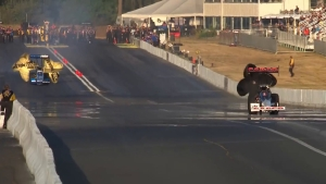 Steve Torrence grabs Top Fuel No. 1 at 2018 CatSpot NHRA Northwest Nationals in Seattle