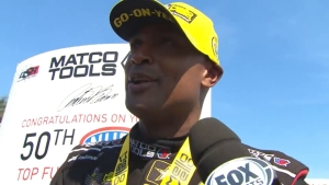 Antron Brown snags Top Fuel win at 2018 CatSpot NHRA Northwest Nationals in Seattle