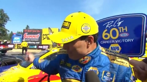 Ron Capps earns Funny Car win at 2018 CatSpot NHRA Northwest Nationals in Seattle
