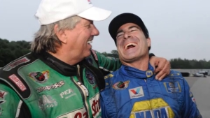 Ron Capps talks about the magic of Indy