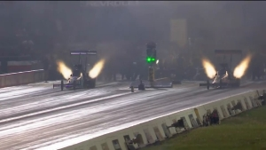 Mike Salinas captures No. 1 in Top Fuel at 2018 Chevrolet Performance U.S. Nationals in Indianapolis