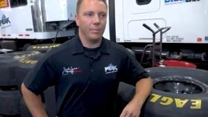 EncycloSPEEDia: Meet John Force Racing body and tire specialist Travis Walter