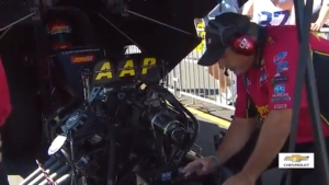 Chevy NHRA 101: Bruno Massel and Brian Corradi talk about the black box