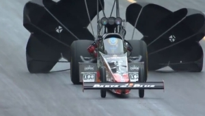 Clay Millican goes No. 1 in Top Fuel at Dodge NHRA Nationals in Reading