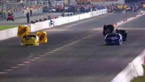 Jeg Coughlin Jr. takes Friday Pro Stock No. 1 at AAA Insurance Midwest NHRA Nationals