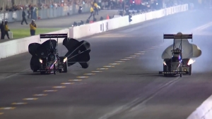 Clay Millican captures Friday Top Fuel No. 1 at AAA Insurance NHRA Midwest Nationals