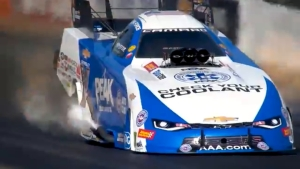 John Force chases win No. 150
