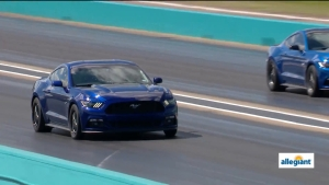 Allegiant Air Beyond Nitro: Racing Your 2008-and-newer muscle car at your local track