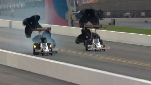 Steve Torrence continues Top Fuel dominance with No. 1 spot Friday at the NHRA Carolina Nationals
