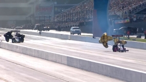 Brittany Force races to No. 1 spot in Top Fuel  at NHRA Carolina Nationals
