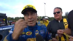 Ron Capps gets back into Funny Car winner's circle at NHRA Carolina Nationals