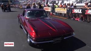 Mothers Best Appearing Car: Tyler Bohannon's '64 Corvette