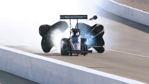 Clay Millican claims Top Fuel No. 1 at 2018 NHRA Toyota Nationals in Las Vegas