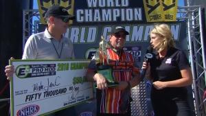 Mike Janis wins 2018 Pro Mod championship