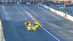 Jeg Coughlin Jr. powers to Friday pole in Pro Stock at Auto Club NHRA Finals in Pomona