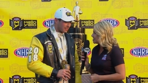 Tanner Gray wins 2018 Pro Stock championship