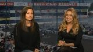 NHRA Today: Ashley Force Hood interview